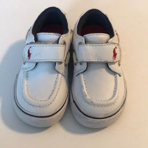 Polo Ralph Lauren toddler shoes size 4